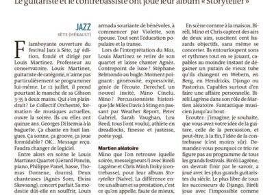 Francis Marmande _Le Monde_